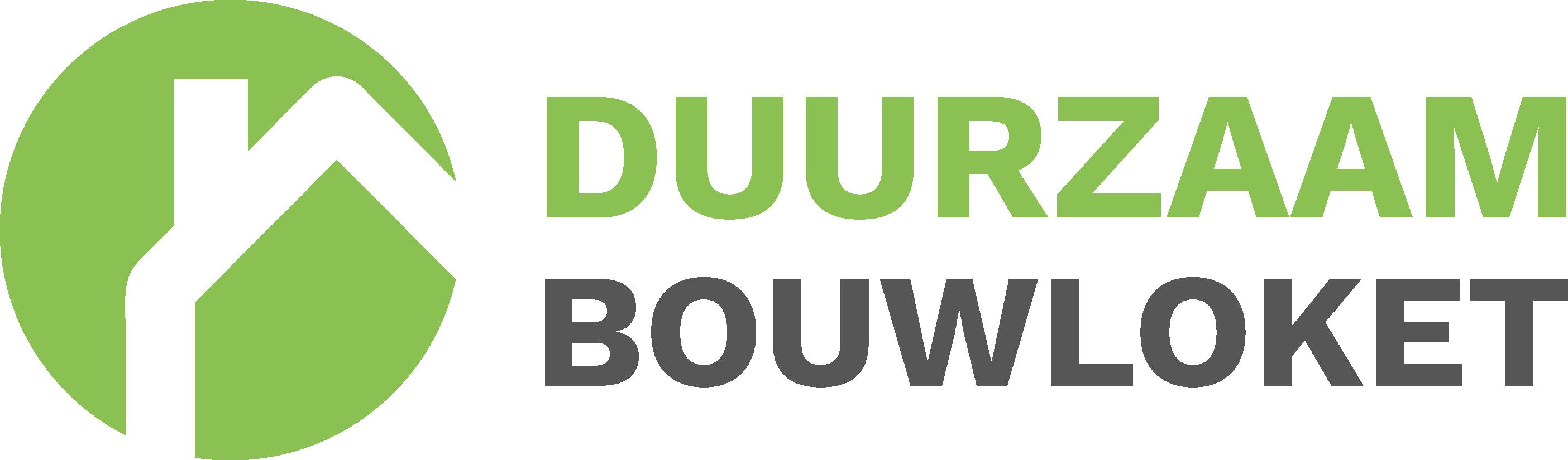 logo duurzaam bouwloket